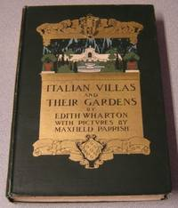 Italian Villas And Their Gardens, First Edition, First Printing