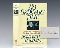 image of No Ordinary Time: Franklin and Eleanor Roosevelt: The Home Front in World War II.