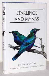 Starlings and Mynas. Illustrated by Barry Croucher, Chris Shields and Kamol Komolphalin.