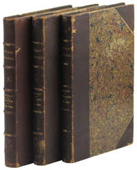 An Alphabetical Abstract of the Record of Births, Deaths, and Marriages in the Town of Dedham, Massachusetts 1844-1890 [Three Volume Set]