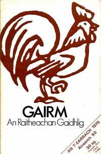 Gairm : An Raitheachan Gaidhlig : Spring 1975 - No 90