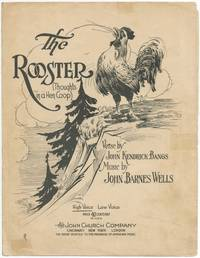 image of (Sheet music): The Rooster (Thoughts in a Hen Coop)