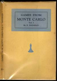 Games from Monte Carlo: Volume One