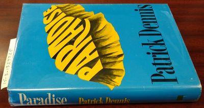 New York: Harcourt Brace Jovanovich, 1971. First edition. Hardcover. Octavo; First edition; G/G+; Ha...