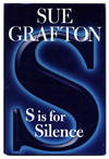 """image of """"S"""" is for Silence  - 1st Edition/1st Printing"""