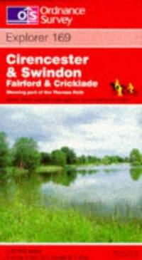 image of Cirencester and Swindon, Fairford and Cricklade (Explorer Maps)