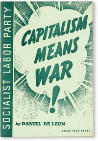 image of Capitalism Means War!