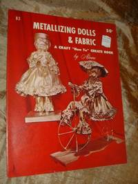 image of Metallizing Dolls & Fabric