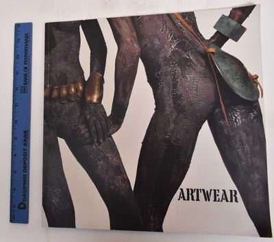 New York: Artwear Publications, 1985. Softcover. VG. Color illustrated white wraps with black letter...