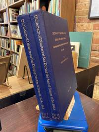 Dictionary of disasters at sea during the age of steam,: Including sailing ships and ships of war lost in action, 1824-1962
