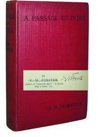 A Passage to India by Forster, E. M - 1924