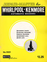 Repair-Master For Whirlpool-Kenmore Automatic Washers (No. 9001)