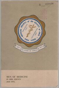 image of Men of Medicine in Erie County 1821-1971