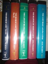 The History of Middle-Earth Vols.I-V: The Book of Lost Tales Part I & Part II; The Lays of Beleriand; The Shaping of Middle-Earth: The Quenta, The Ambarkanta and The Annals; The Lost Road and Other Writings: Language & Legend Before The Lord of the