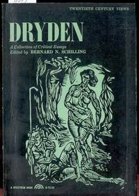 DRYDEN: A Collection of Critical Essays