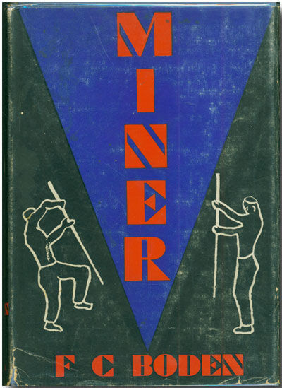 New York: Dutton, 1932. Decorated cloth. A near fine copy, in lightly edgeworn pictorial dust jacket...