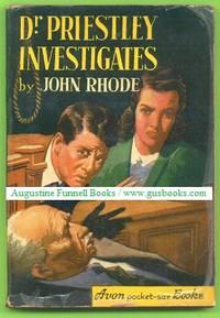 image of Dr. Priestley Investigates