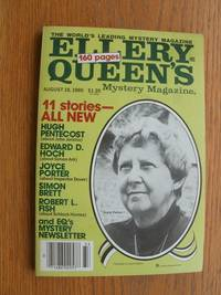 image of Ellery Queen's Mystery Magazine August 18, 1980