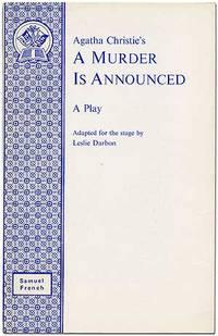 Agatha Christie's A Murder Is Announced: A Play