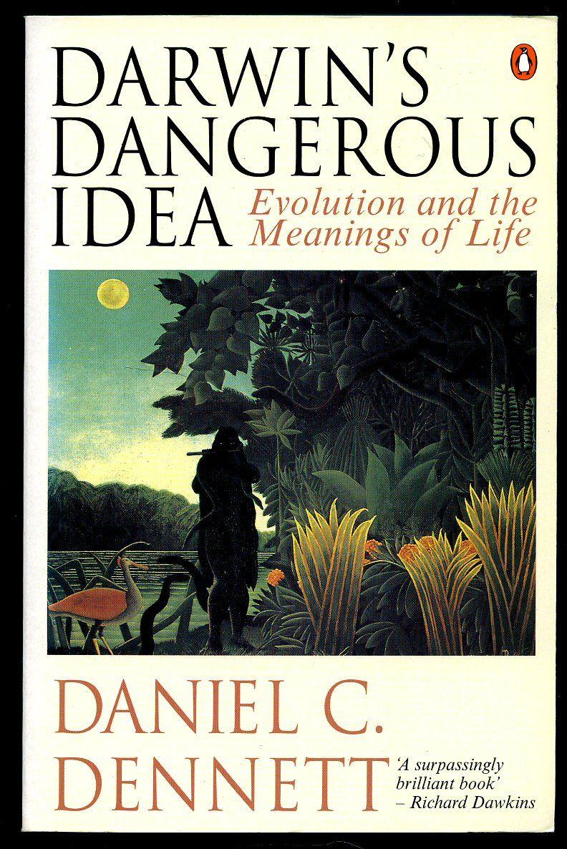 darwin s dangerous idea dennett daniel c