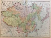 Chinese Empire with Japan and Korea