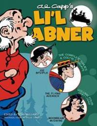Li'l Abner: The Complete Dailies and Color Sundays, Vol. 4: 1941-1942 (Lil Abner Hc) by Al Capp - Hardcover - 2012-05-04 - from Books Express and Biblio.com