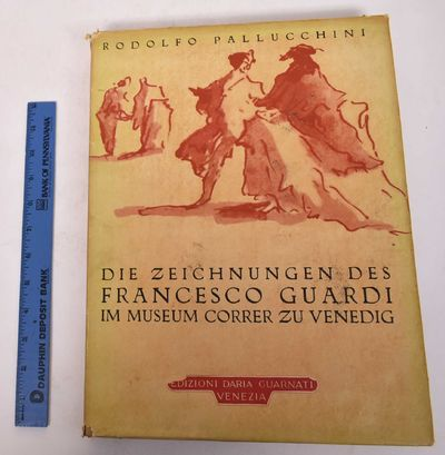Venice, Italy: Edizioni Daria Guarnati, 1943. Hardcover. VG/Good dustjacket, typical age-toning to p...