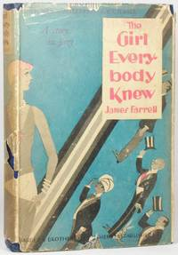 image of THE GIRL EVERYBODY KNEW. With Drawings by Eldon Kelley