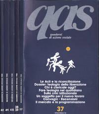 QAS Quaderni di azione sociale Anno 1985 n. 37 - 38, 39 - 40 - 41 - 42