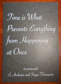 Time Is What Prevents Everything from Happening at Once - 10 Postcards (VR 14)