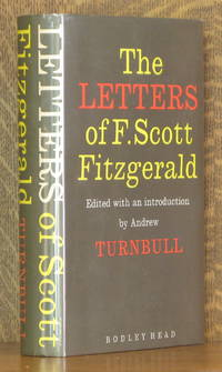 image of THE LETTERS OF F. SCOTT FITZGERALD