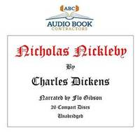 image of Nicholas Nickleby (Classic Books on CD Collection) [UNABRIDGED]