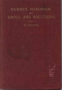 Nurses Handbook of Drugs and Solutions