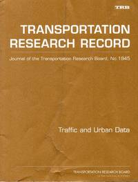 Traffic and urban data