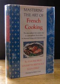 Mastering the Art of French Cooking  [Signed]
