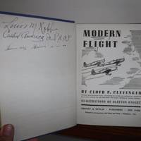 Modern Flight (with over 100 signatures of P.A.A.F. flyers)