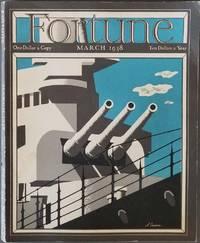 Fortune Magazine.  1938 - 03.