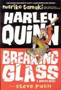 Harley Quinn: Breaking Glass by Mariko Tamaki - Paperback - Signed - 2019 - from Bookmarc's and Biblio.com