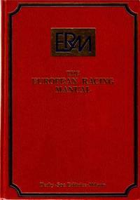 The European Racing Manual.  Vol V. 1977.  Racing in 1976