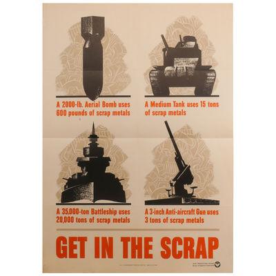 Get in the Scrap: A 2,000-lb. Aerial...