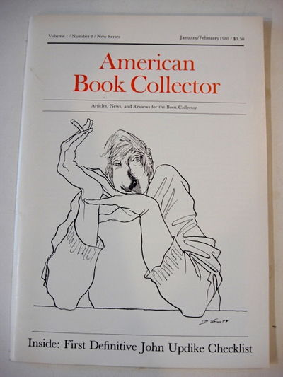 New York: The American Book Collector, 1987. Wraps. Near fine. Bi-monthly. 54 issues. Complete. The ...