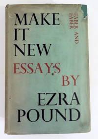 Make it New Essays