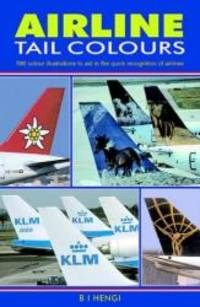 Airline Tail Colours 3rd Edition (Aviation Pocket Guide)