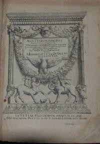 AUGUSTARUM IMAGINES; aereis formis expressae: Vita quoque carundem breuiter enarratae Signorum etiam, qua in posteriori parte numismatii efficta sut ratio explicata ..