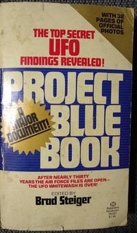 image of Project Blue Book: The Top Secret UFO Findings Revealed!