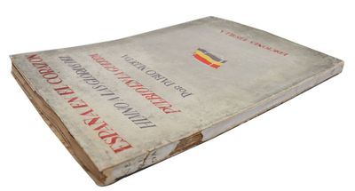Santiago de Chile: Ediciones Ercilla, 1937. First edition. Good. A worn, but complete copy of this s...