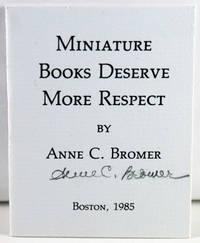 Miniature Books Deserve More Respect
