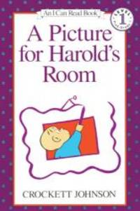 image of A Picture For Harold's Room (Turtleback School & Library Binding Edition) (I Can Read Books: Level 1)