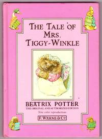 THE TALE OF MRS. TIGGY-WINKLE by  BEATRIX POTTER - First Thus - 1992 - from BOOKLOVERS PARADISE and Biblio.co.uk