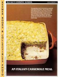image of McCall's Cooking School Recipe Card: Eggs, Cheese 16 - Italian Cheese-It  Casserole : Replacement McCall's Recipage or Recipe Card For 3-Ring  Binders : McCall's Cooking School Cookbook Series